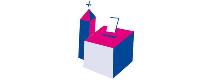 Kirche wählen © Erzbistum Köln