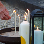 BonnerKirchenNacht Mausoleum von Carstanjen 2021 © Claudia Heiermeier