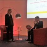 Elke Heidenreich im Live Talk mit Helge Matthiesen 2018