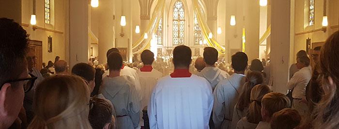 Messe dienen
